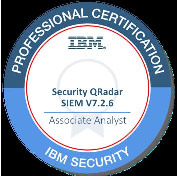 IBM Certification QRadar